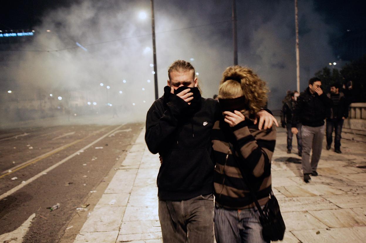 Интервью с греческим участником движения Коммунизации