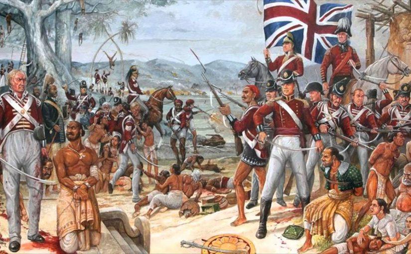 ИКП — Некоторые замечания по колониальному вопросу