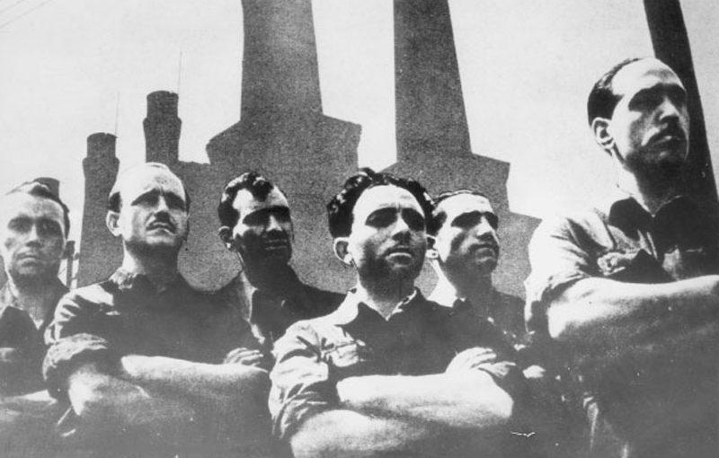 Манифест Коммунистической Левой к пролетариям Европы